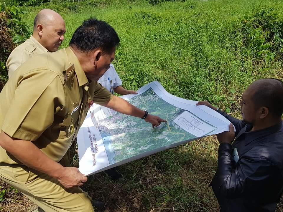 Permalink ke Seriusi Manado Outer Ring Road, OD-SK Turun Langsung ke Lokasi