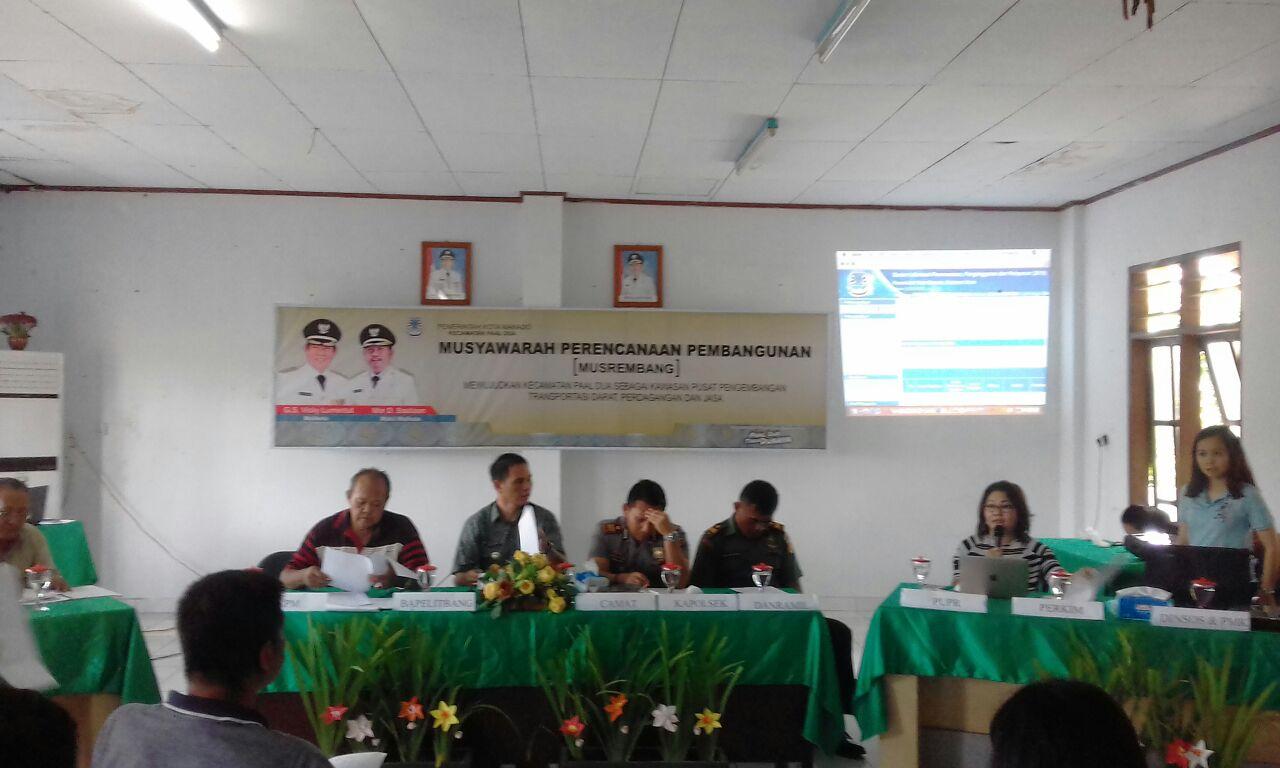 Permalink ke Perbaikan Infrastruktur Jadi Usulan Prioritas Musrembang Kecamatan Paal 2