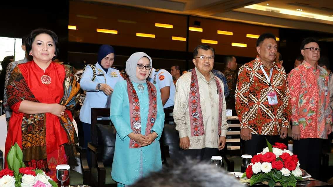 Kunjungi Sulut, Wapres Buka Sidang Majelis Ke-79 Sinode GMIM