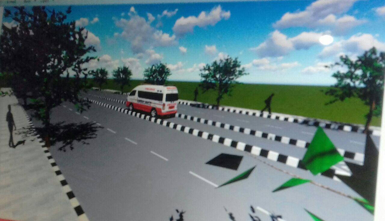 Permalink ke DPUPR Kota Manado Bangun Jalur Khusus Ambulance Pertama di Indonesia