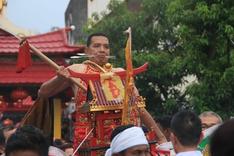 Perayaan Cap Go Meh 2018 di Manado, Dipadati Ribuan Warga