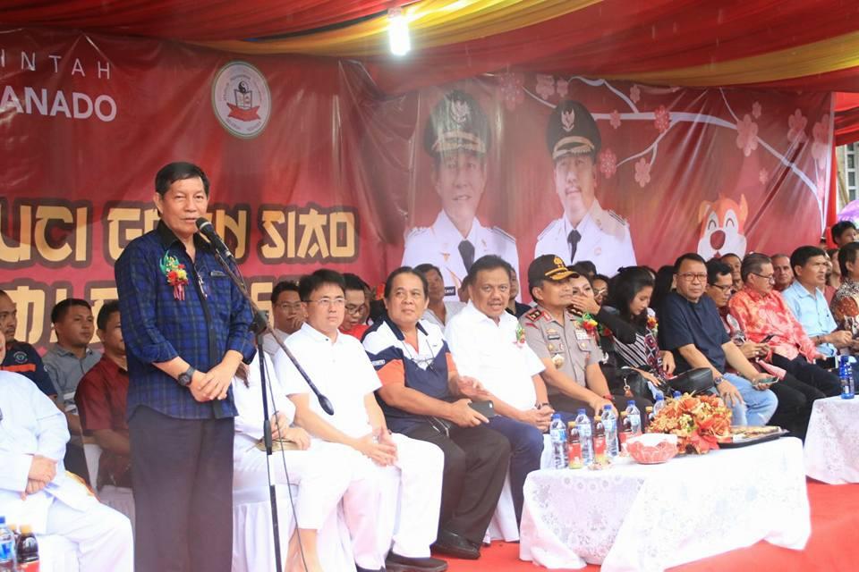 Permalink ke Walikota Vicky Lumentut Janji Bangun Tribun di Kampung Cina