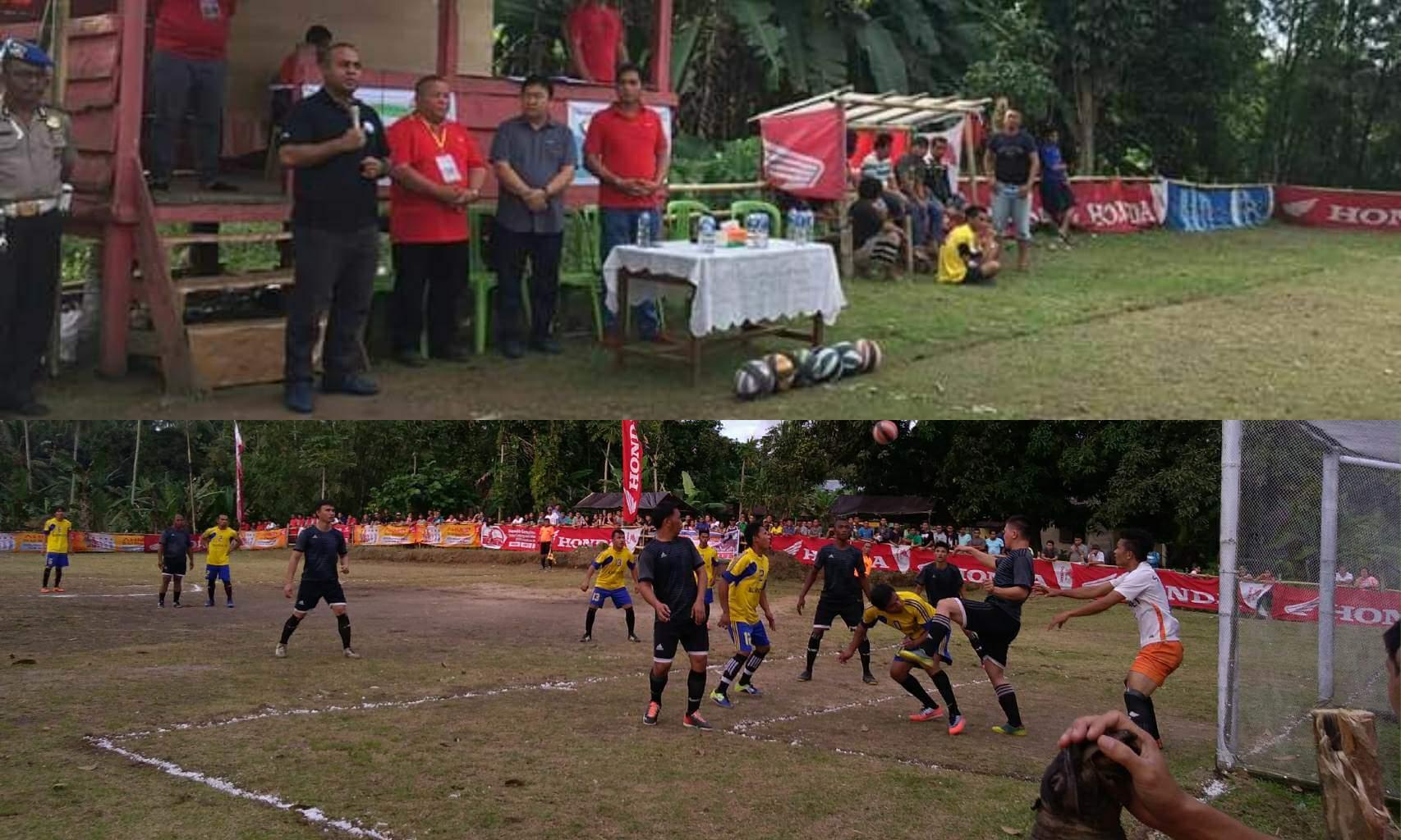 Permalink ke Open Tournament Sepak Bola Mini Karang Taruna Suwaan Dibuka Kapolres Minut