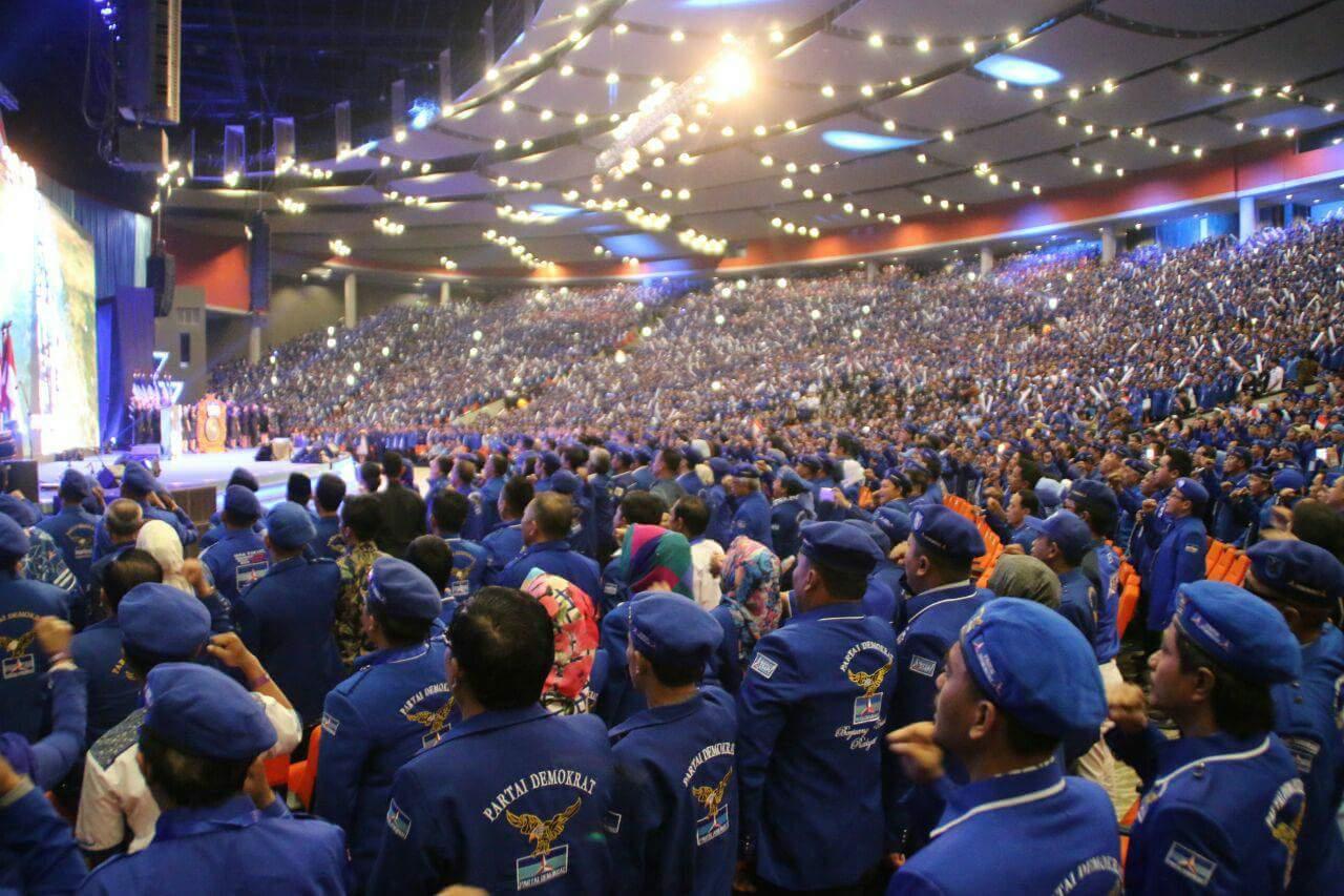 Permalink ke Hadapi Pilres 2019, SBY dan Jokowi Isyaratkan Bangun Koalisi