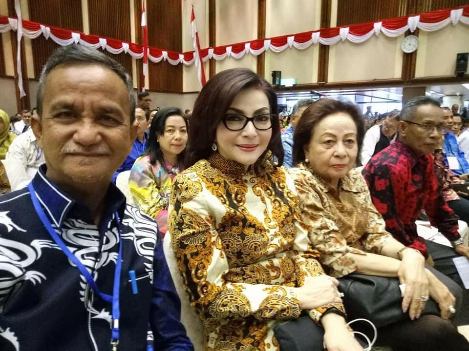 Permalink ke Bupati Minsel Hadiri Rakornas Jakstranas Pengelolahan Sampah di Jakarta