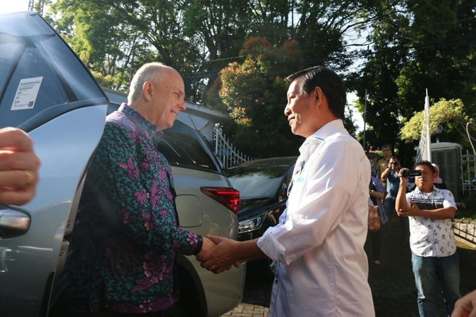 Permalink ke Walikota Manado Terima Kunjungan Dubes Amerika Serikat