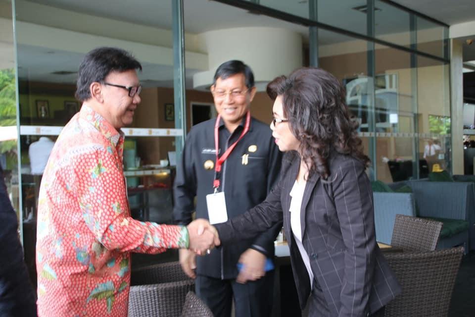 Manado Kota Paling Toleran Bergema di SMS GMIM Ke-79