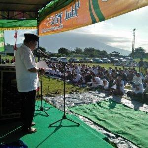 Idul Fitri di Bitung Momentum Menjaga Persatuan