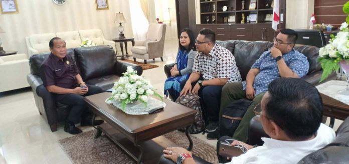 Tingkatkan Pelayanan, Pemkot Bitung Gandeng PT Qlue Performa Indonesia