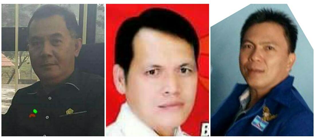 Pindah ke PDIP, Lelengboto, Ombeng dan Liwe Didaftar ke KPU Minsel