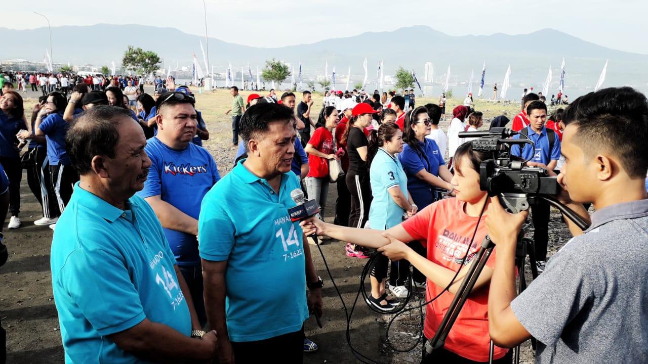 Permalink ke Assa : Partisipasi Masyarakat Manado Luar Biasa