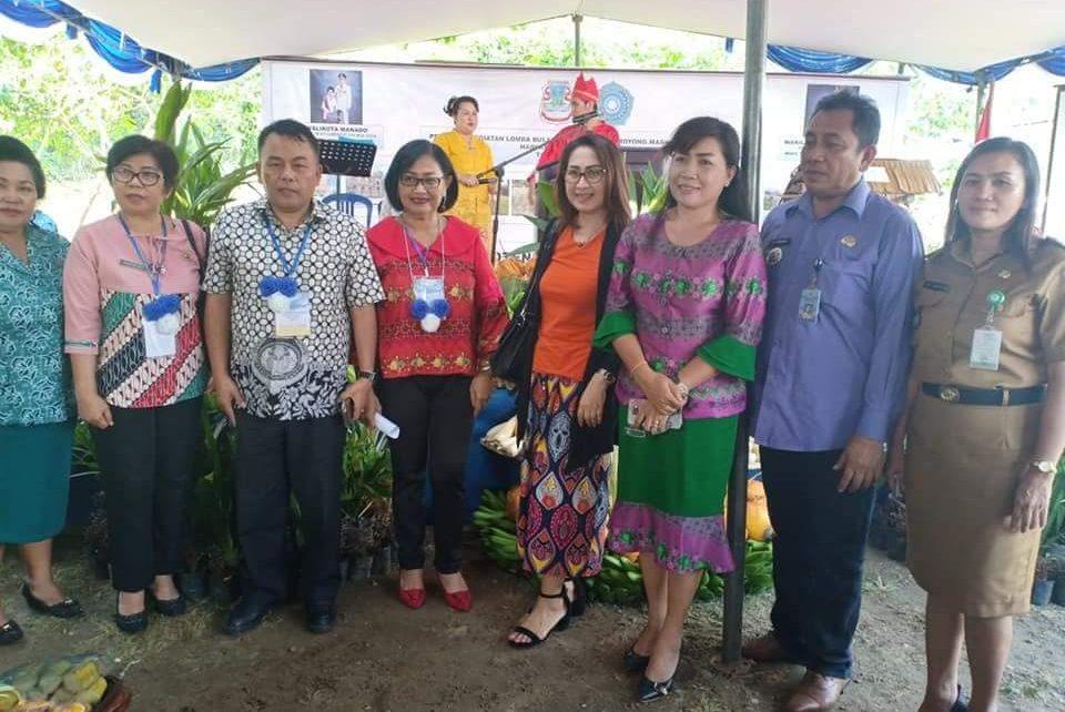 Permalink ke Lomba BBGRM dan HKG tingkat Kota Manado, Kelurahan Buha Tampil Terbaik