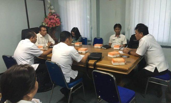 Dinas PUPR Gelar Harmonisasi Percepatan Pelaksanaan Pembangunan