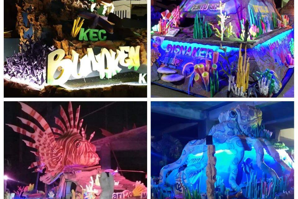 Permalink ke Mari Jo Torang Bauni Jenis-Jenis Ikan di Carnaval Manado Fiesta 2018
