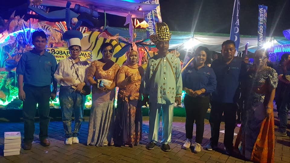 Permalink ke Rum Usulu Jadi Bandayo KKIG Di Carnaval Manado Fiesta 2018