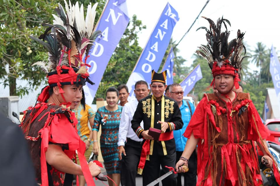 Manado Fiesta 2018 Berjalan Aman Dan Lancar