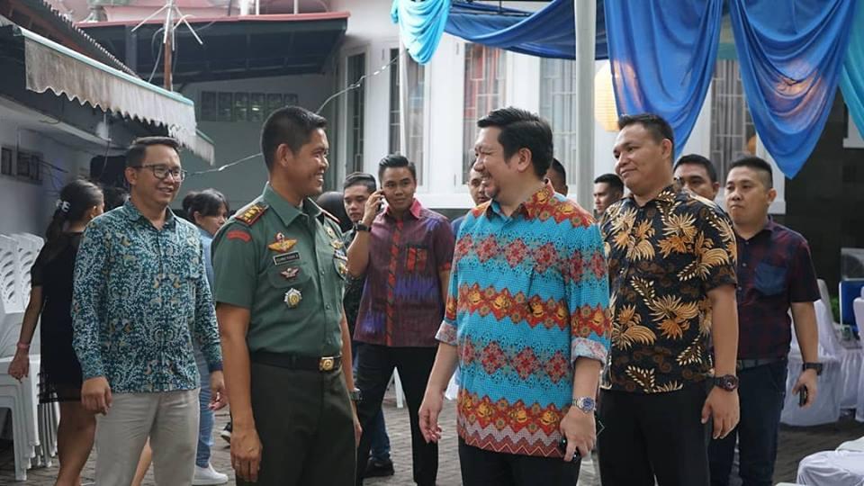 Permalink ke Wawali Mor Bastian: Makase Yang So Pasiar Di Manado