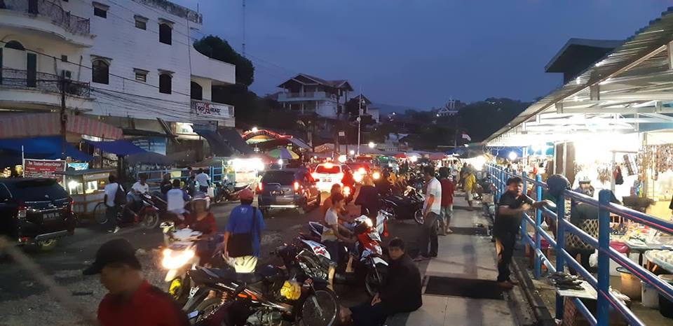 Jelang Pengucapan Syukur Manado Fiesta 2018, Pasar Tradisional Dan Modern Dipadati Pembeli