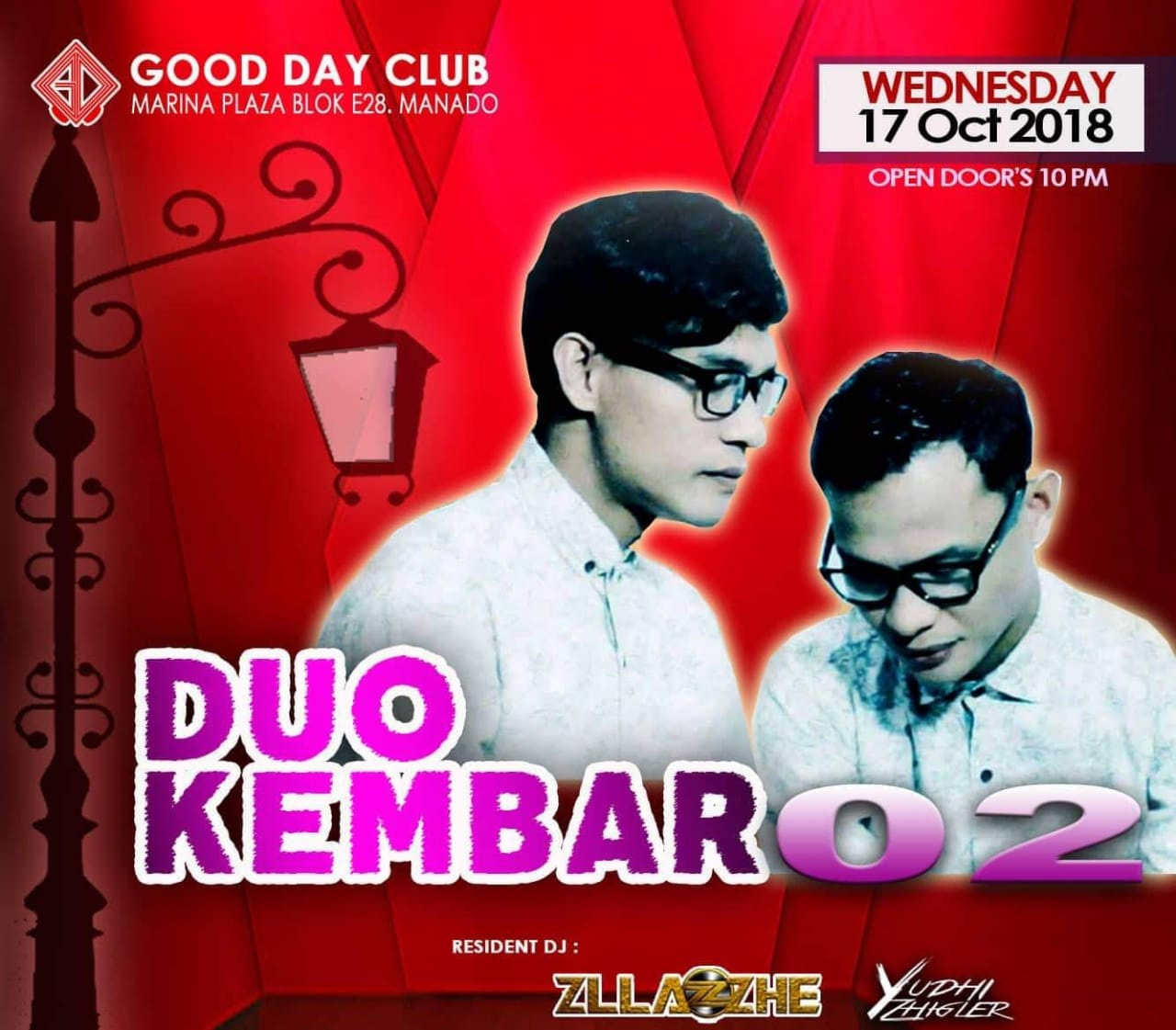 Permalink ke 02 Siap Gocang Panggung New Good Day Club Manado