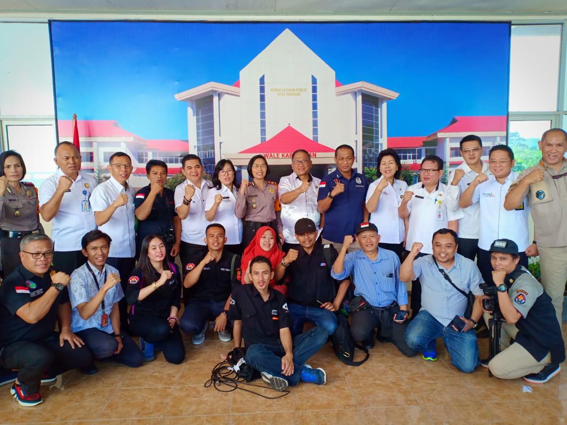 Permalink ke Humas Polri Apresiasi Pelayanan Publik Kota Tomohon
