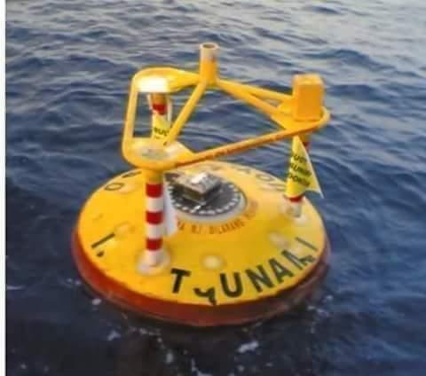 Lomban Minta Warga Tidak Memindahkan atau Merusak Alat Pendeteksi Tsunami
