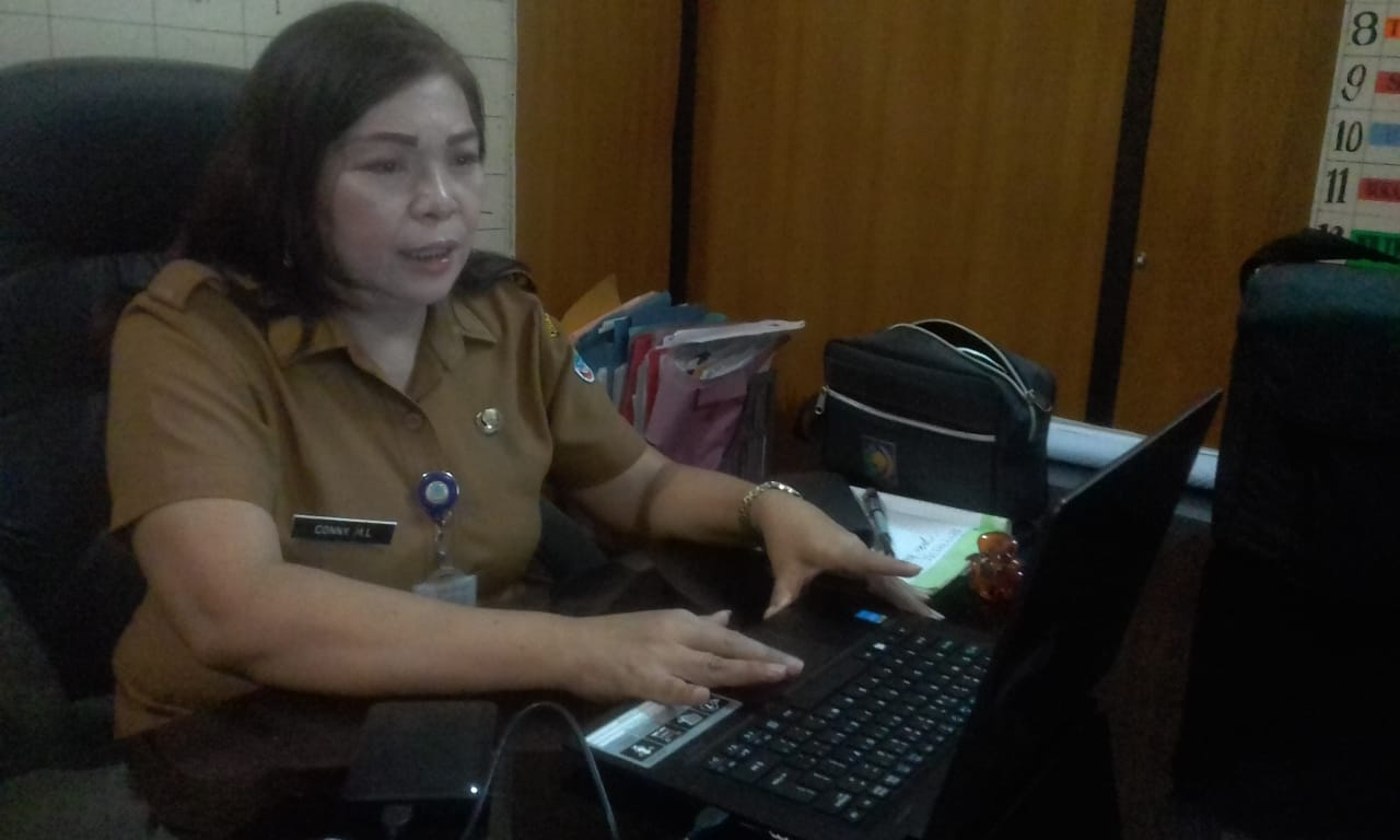 Kesbangpol Gelar Pelatihan Komputer Bagi Asn Pemkot Manado