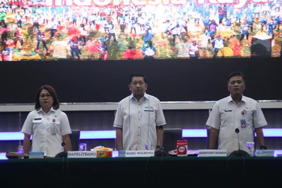 Permalink ke Rakorev Triwulan II Tahun 2018, Wawali Mor: Bangun Kota Cerdas Dimulai Dari ASN Cerdas