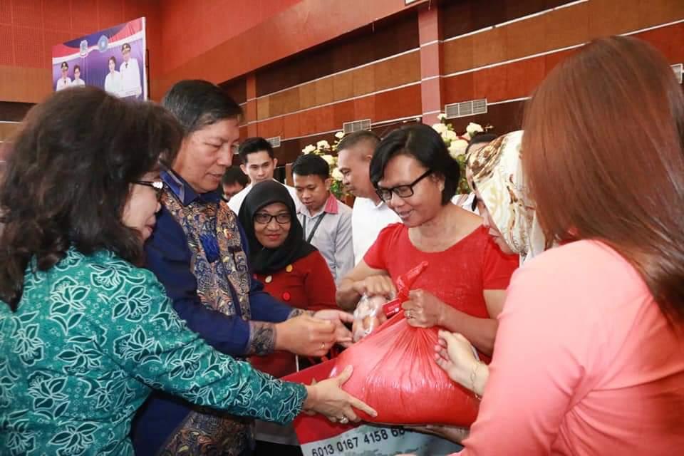 Permalink ke Program Sosial GSVL Sentu Langsung Masyarakat Manado