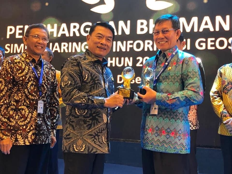 Permalink ke Pemkot Manado Terima Dua Kategori Bhumandala Award 2018