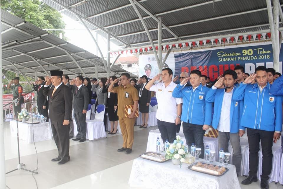 """Permalink ke Manado Gaungkan """"Bangun Pemuda Satukan Indonesia"""""""