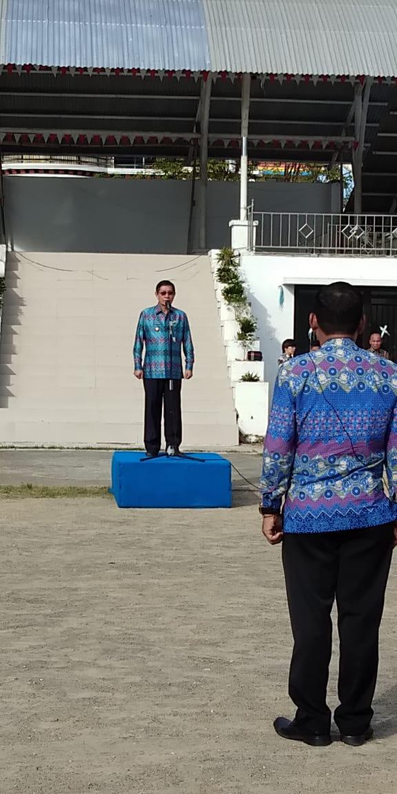Permalink ke Pimpin Apel Perdana, GSVL : Tidak Ikut Dikenakan Sanksi