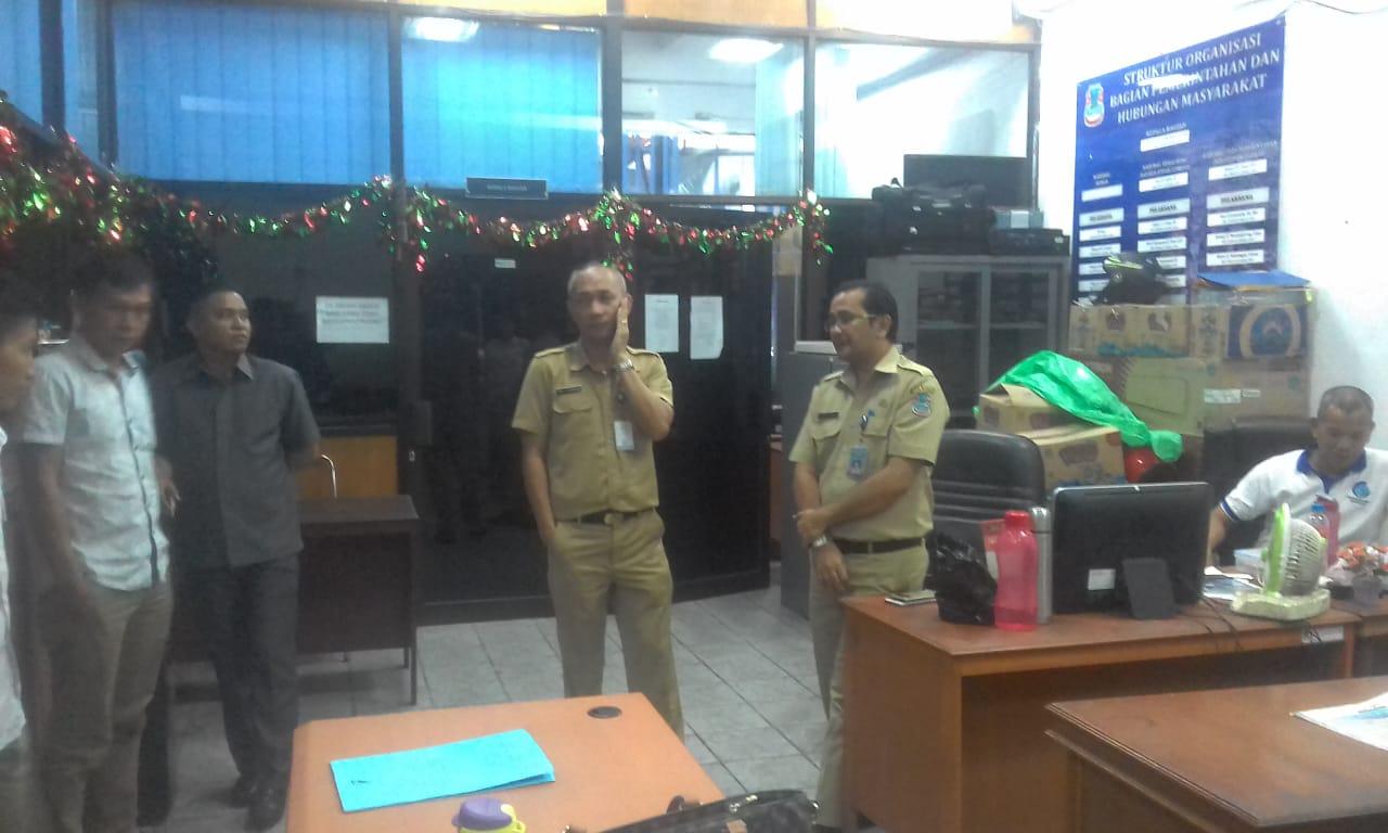 Permalink ke Pisah Sambut Kepala Bagian Pemerintah dan Humas Kota Manado
