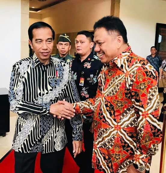 Permalink ke Pembangunan Infrastruktur di Sulut Maju Pesat, Olly: Terima Kasih Pak Jokowi (I)