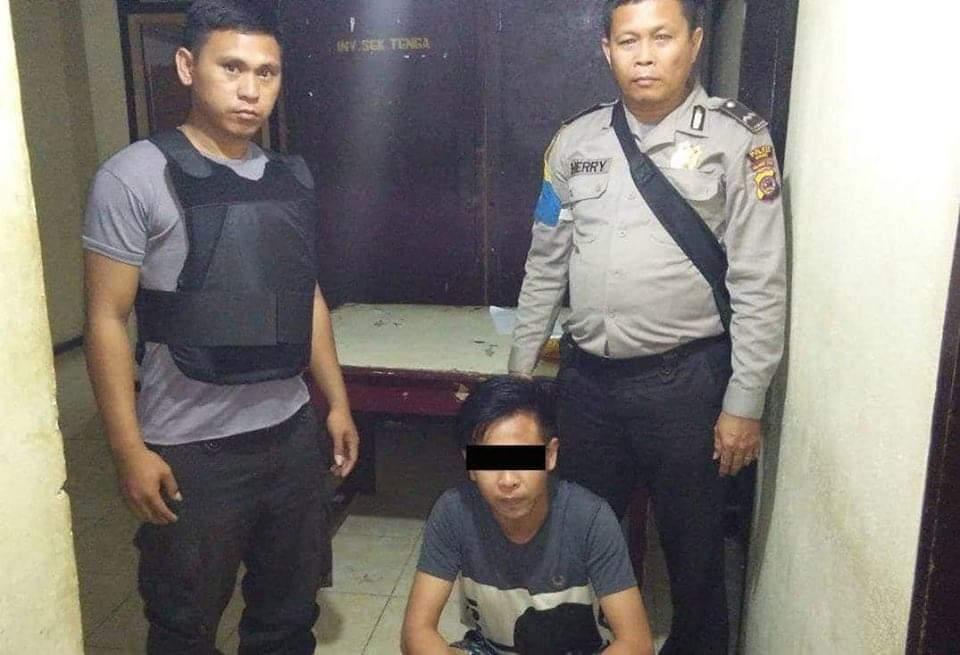 Permalink ke Ancam Ayahnya Sendiri, Pemuda Pakuweru Diamankan Polsek Tenga