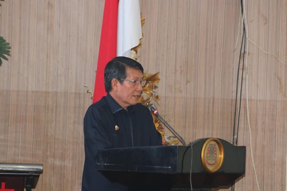 Permalink ke Terkait Fogging, Ini Penjelasan Walikota Manado