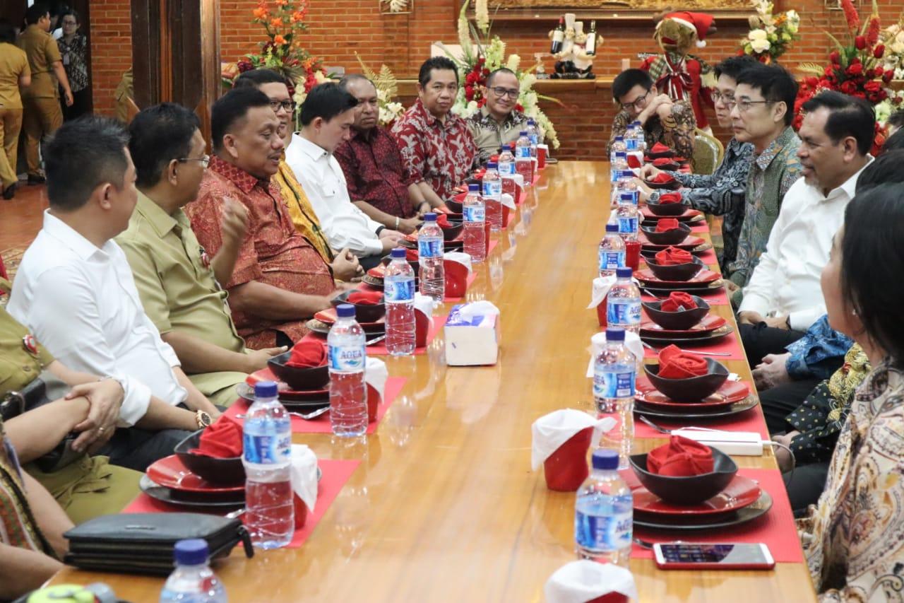 Permalink ke Dubes RI Untuk China Kunjungi Gubernur Sulut