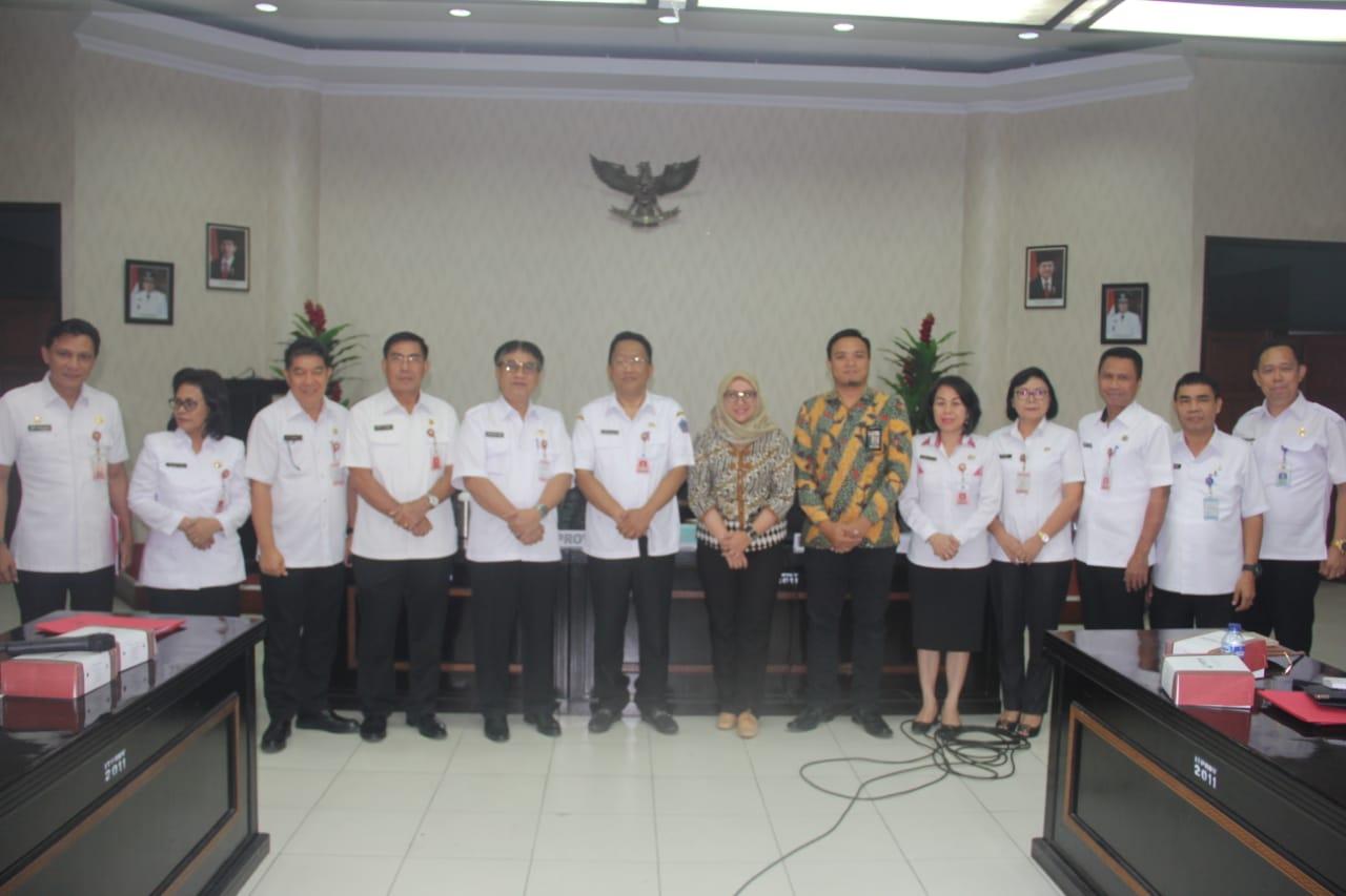 Permalink ke KPK Berantas Korupsi di Pemprov Sulut