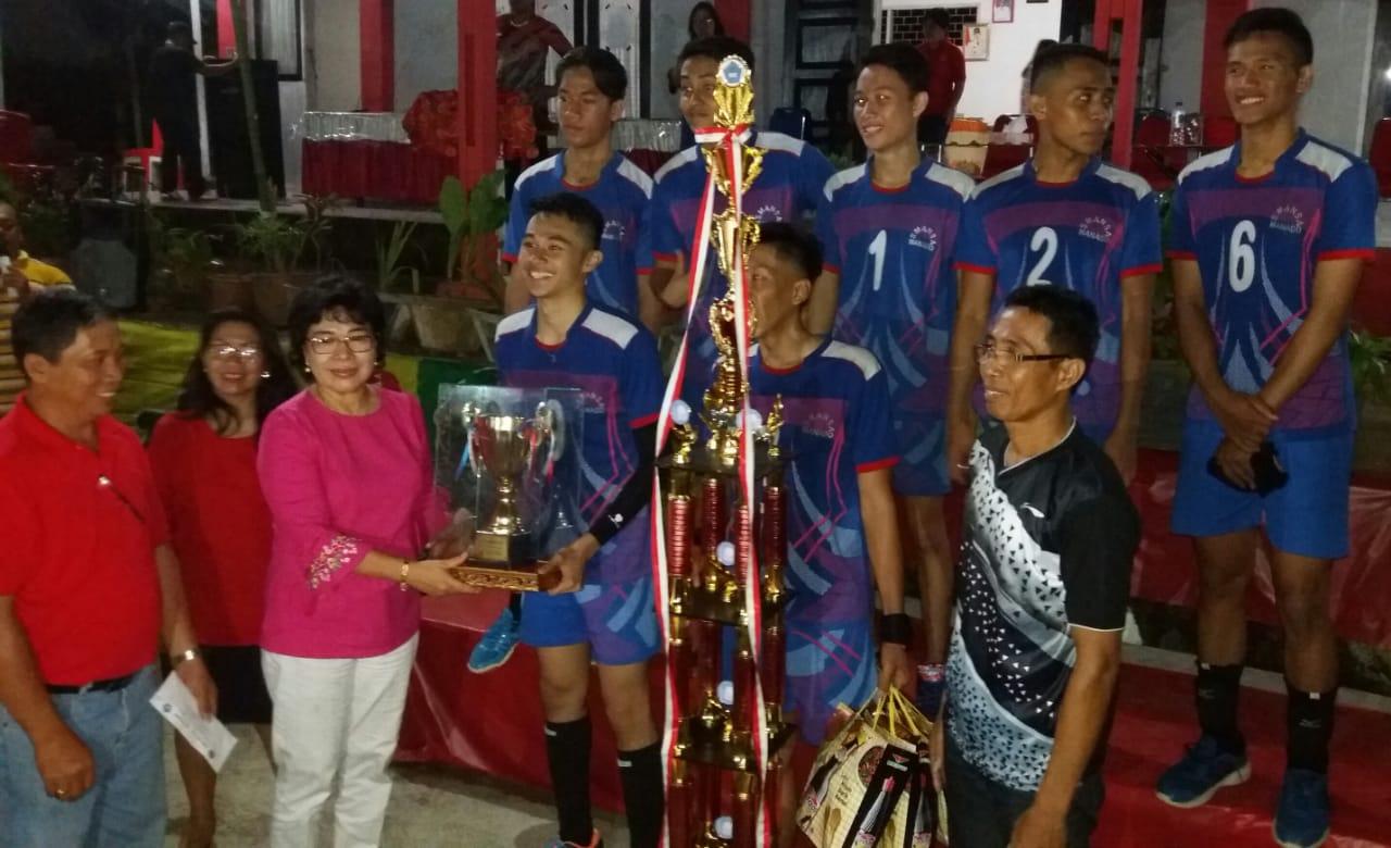 Permalink ke SMK 1 Airmadidi Sukses Gelar Lomba Volly Antar Pelajar SMA/SMK se-Sulut Piala Gubernur