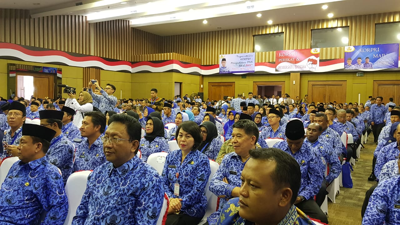 Permalink ke Capai 187 Triliun Dana Desa, Jokowi Titip Pengawasan Korpri