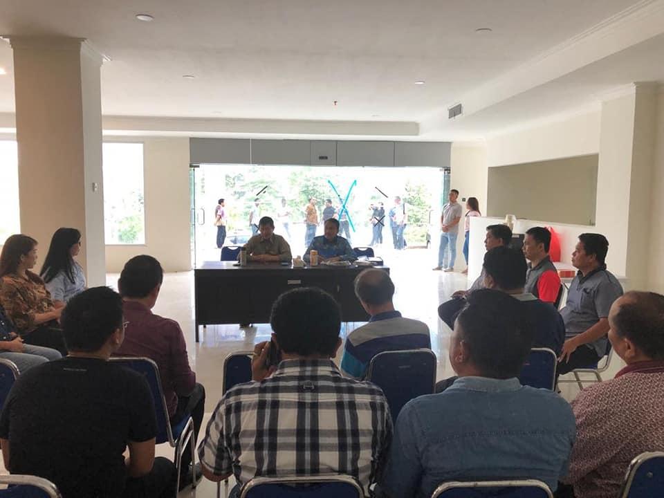 Walikota GSVL Pastikan Soft Opening RSUD Manado