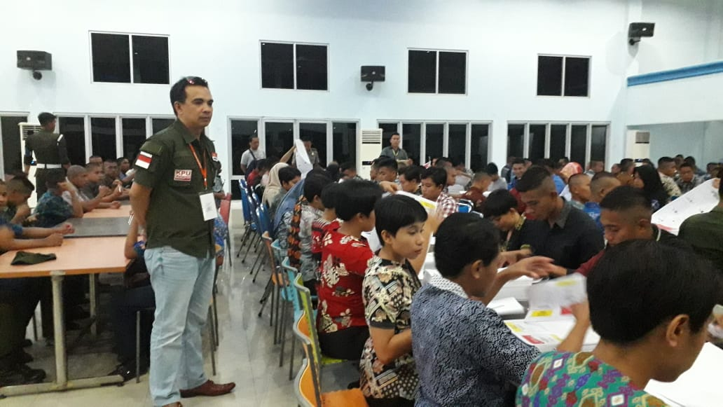Permalink ke KPU Kota Bitung Mulai Lakukan Pelipatan Surat Suara Pemilu 2019