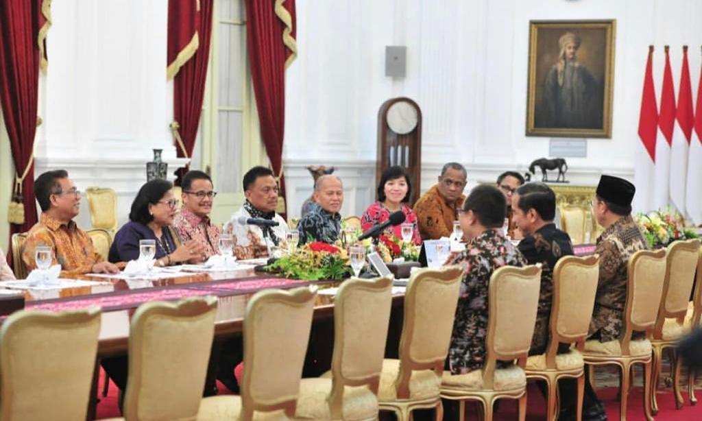 Permalink ke PGI dan Gubernur Olly Undang Presiden Jokowi Hadiri Konferensi Gereja di Manado