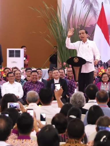 Permalink ke Ini Pesan Presiden Jokowi Bagi Masyarakat di Sulut