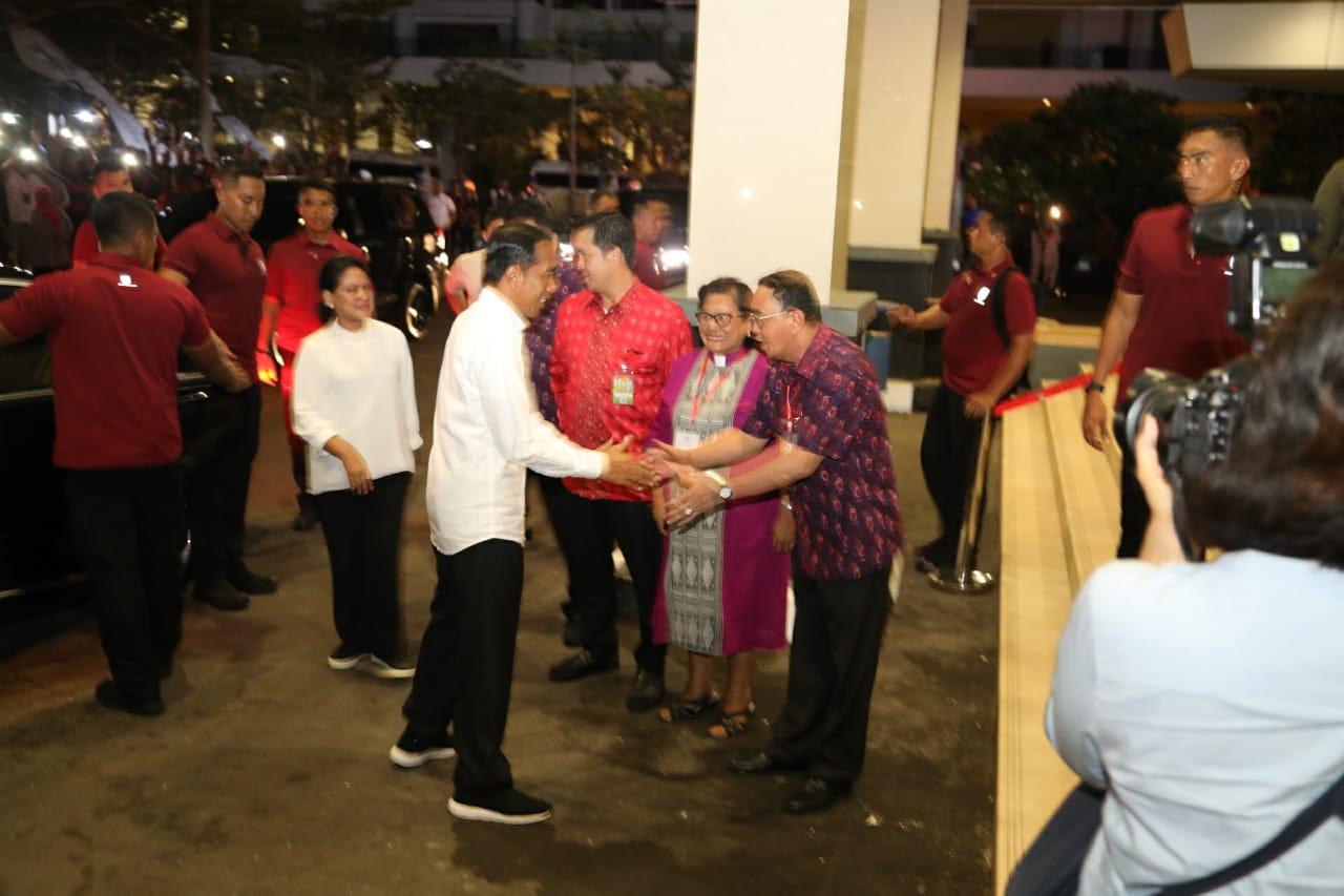Permalink ke Jokowi Ada di 'Tanah Minahasa', Bupati ROR : Beliau Sangat Menghargai Kemajemukan