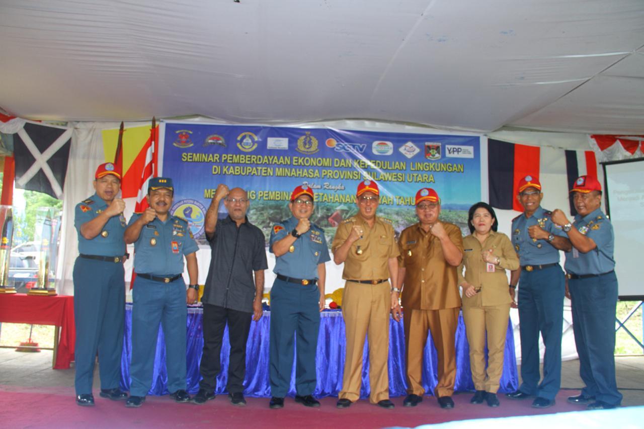 Permalink ke TNI AL Nilai Danau Tondano Bisa Tingkatkan Ketahanan Pangan
