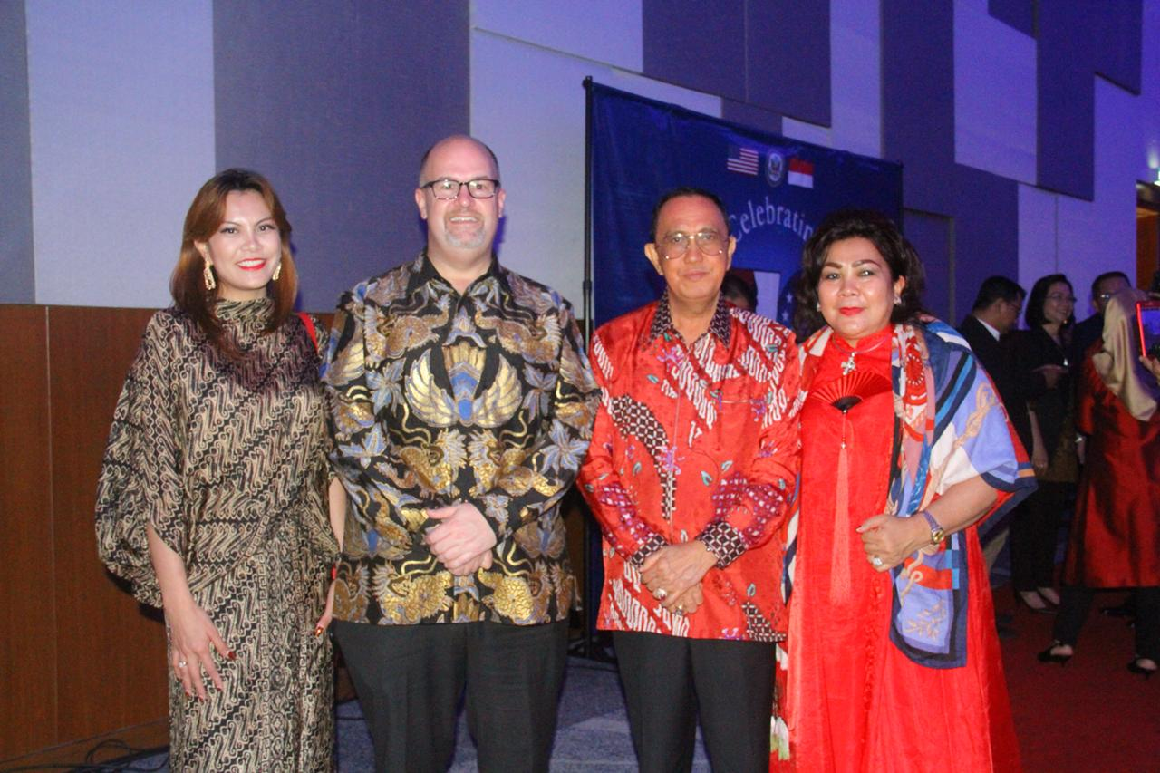 Permalink ke ROR Hadiri Gala Dinner of Celebrate The 243 Annuversary Of The Independence of United States of America
