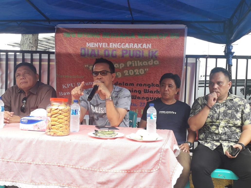 Permalink ke Pilkada Bitung, Relasi Jadi Ujung Tombak KPU Bitung Pertahankan Partisipasi Pemilih