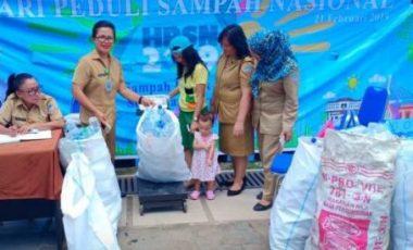 Permalink ke Kampanye kebersihan, DLH Manado beli sampah kemasan plastik dari masyarakat