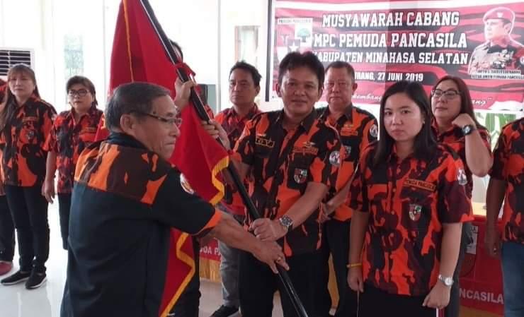 Permalink ke Royke Sondakh Nahkodai MPC Pemuda Pancasila Kabupaten Minsel Periode 2019-2023