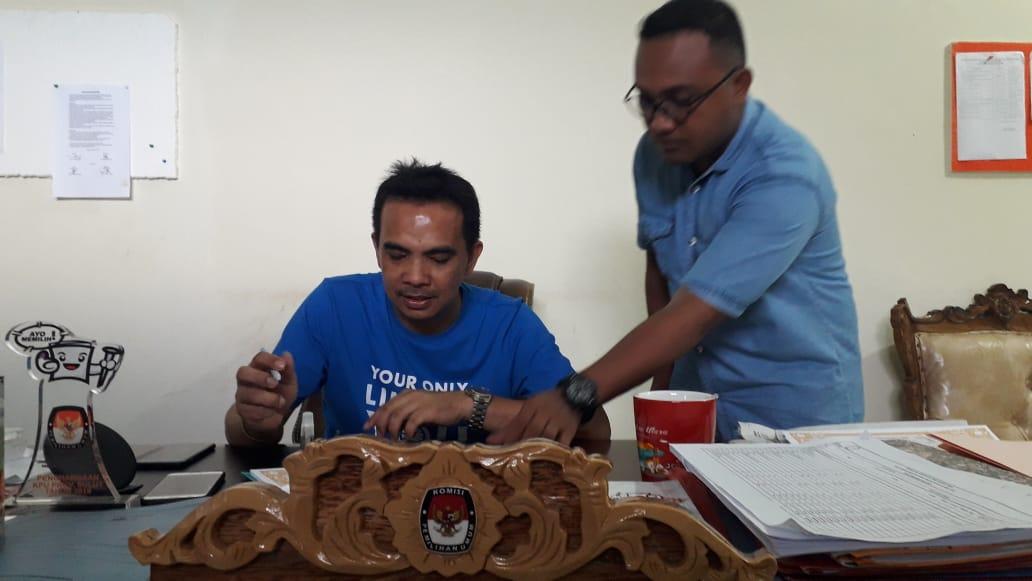 Permalink ke Tunggu BRPK, KPU Bitung Tetapkan Anggota DPRD Terpilih